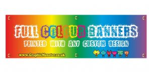 Custom Printed Banner - Your Design